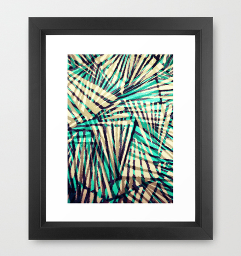 Framed-art-print-by-Claudia-Owen-for-Society6