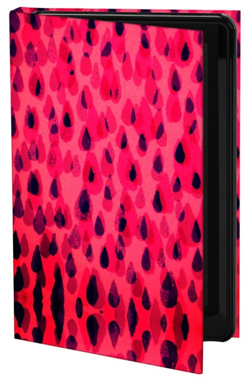 pink_tears_kindle_fire_template_cover by Claudia Owen for Keka Case