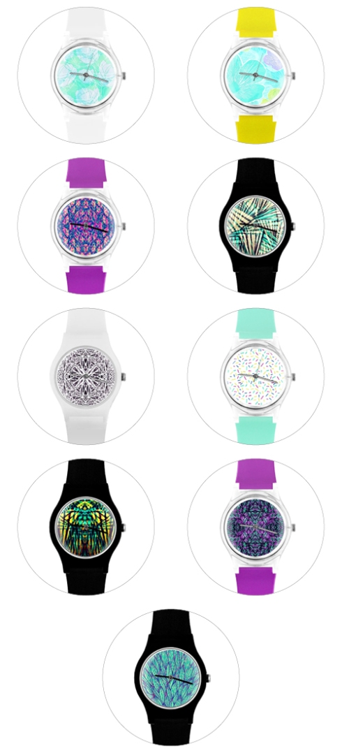 Claudia Owen for May28th watches