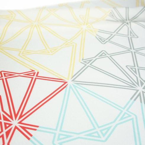 Symmetry Silk Scarf By Claudia Owen 4