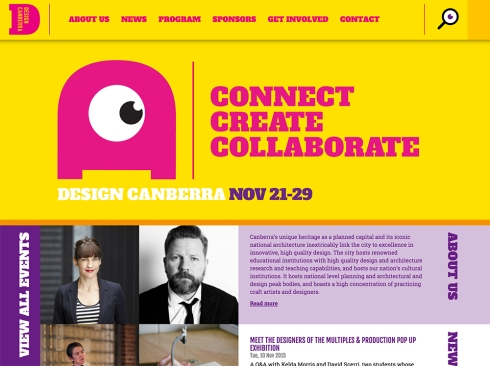 DESIGN Canberra 2015 featured on Claudia Owen Blog